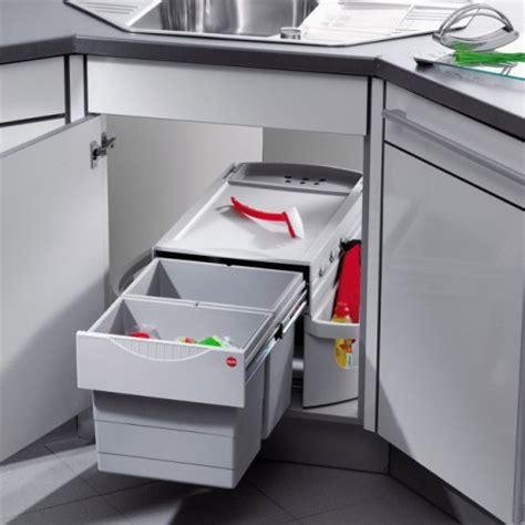 poubelle int馮r馥 meuble cuisine poubelle cuisine pour meuble d angle