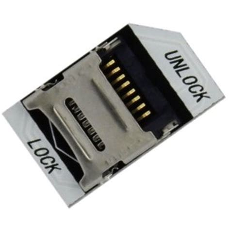 Micro Sd Jakarta raspberry pi tf to microsd card adapter black