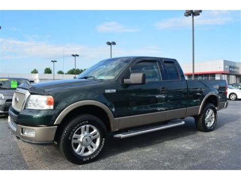 2004 ford f150 specs 2004 ford f150 lariat supercab 4x4 data info and specs