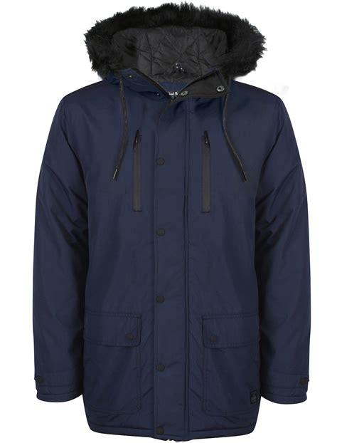 Parka Jaket Xl s tokyo laundry fur trim hooded parka jacket size s