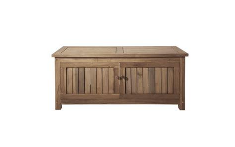 teak garden storage bench keymar teak outdoor storage bench