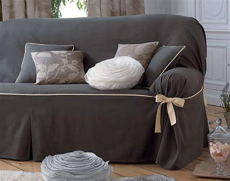 drap pour canap housses fauteuil et canap 233 s bicolores 224 nouettes becquet