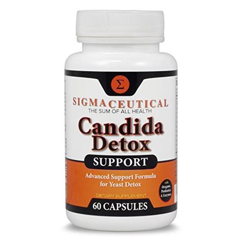 Detox Gum by Candida Cleanse Yeast Infection Treatment Parasite