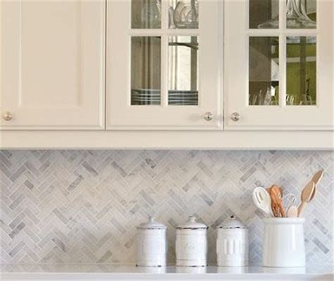 herringbone marble backsplash marble herringbone splashback house