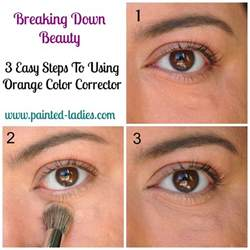 color corrector for circles 3 easy steps to banish eye circles with an orange
