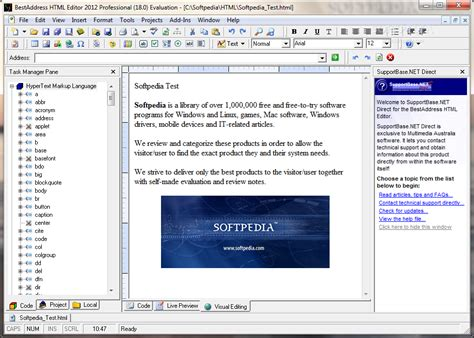 html layout viewer bestaddress html editor professional 2012 download