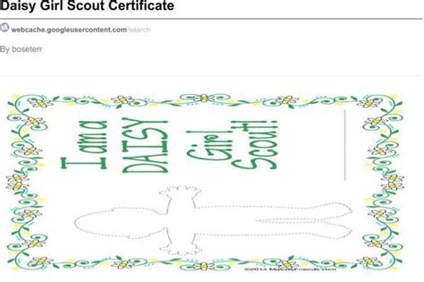 scout certificate templates certificate template free premium templates