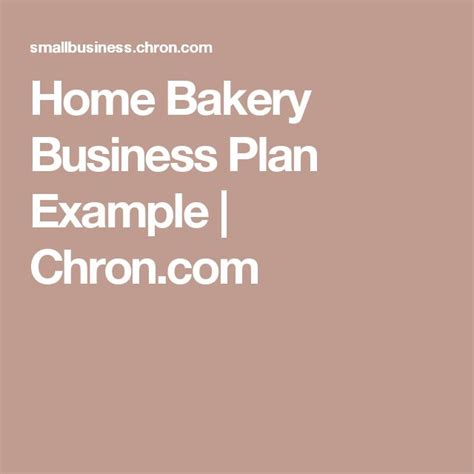 25 best ideas about home bakery business on