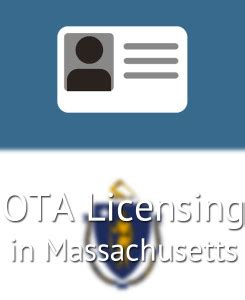therapy in massachusetts ota in massachusetts occupational therapy assistant license in ma