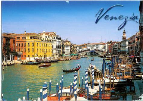 boat lettering venice venezia remembering letters and postcards