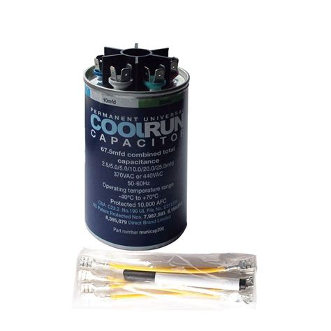 run home depot motor run capacitor 5 mfd 28 images oval motor run capacitor 5 mfd 370 vac ebay