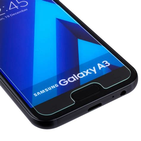 Tempered Glass Ms Samsung Galaxy A3 2017 samsung galaxy a3 2017 glass screen protector zooky 174 tempered glass zooky