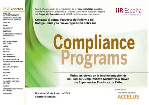 Compliance Mba Programs by Iir Compliance Programs