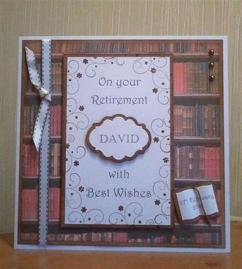 Handmade Retirement Gifts - 1000 images about retirement cards on