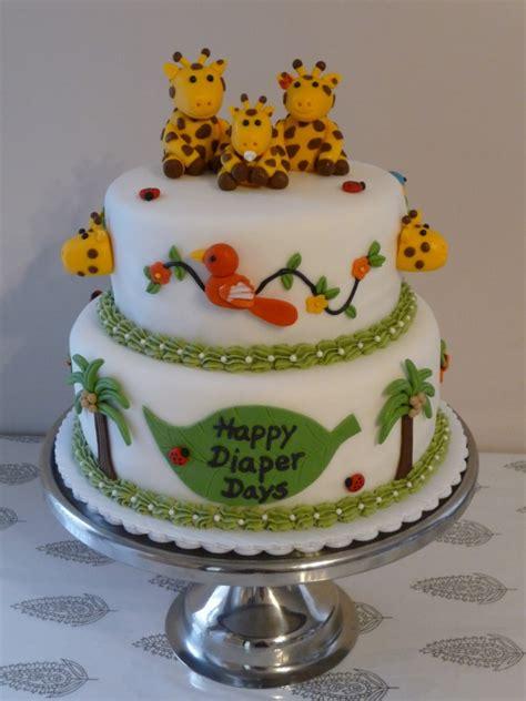 giraffe cakes decoration ideas  birthday cakes