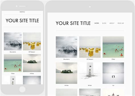 Avenue Structure And Style Squarespace Help Squarespace Avenue Template