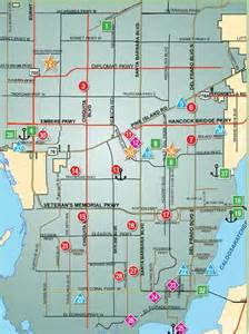 map of cape coral florida neighborhoods retirement living parks and recreation