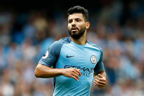 rambut aguero 2016 aguero haircut man city ag 252 ero suspendu trois matches