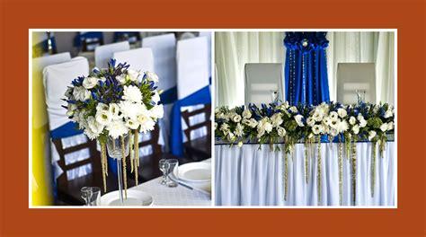 Deko F R Hochzeit by Deko F 252 R Hochzeit In Blau Execid
