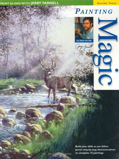 of magic realm of magic volume 3 books pin by scherrie robertson on jerry yarnell painting