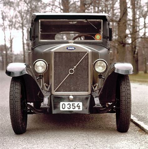 first volvo truck volvo s first car the 1927 214 v4 quot concepts wildrides