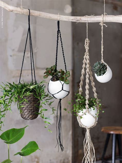 Diy Macrame Plant Holder - diy macrame plant hangers diy better homes