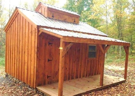 Shed Shack by Shed Garden Farm Kits 10 X 16 Sugar Shack