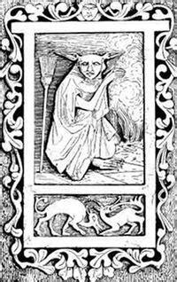 A Bruxa de Évora . Mestra de São Cipriano. Equivalente a