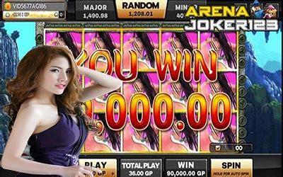 aplikasi joker gaming game slot  terpanas arenajoker