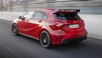 Mercedes A Class A45 Amg 2016 Mercedes A Class Amg A45 Pricing And