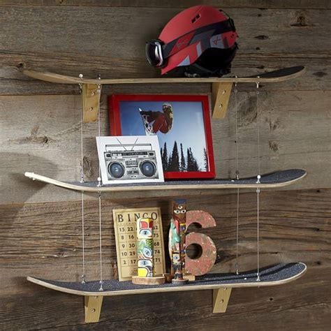 skateboard shelf pbteen