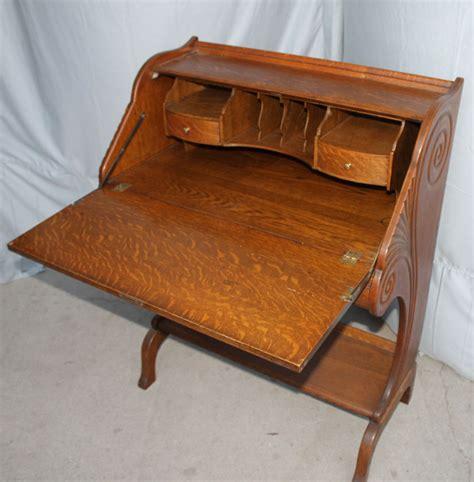 antique drop front desk bargain john s antiques 187 blog archive antique oak drop