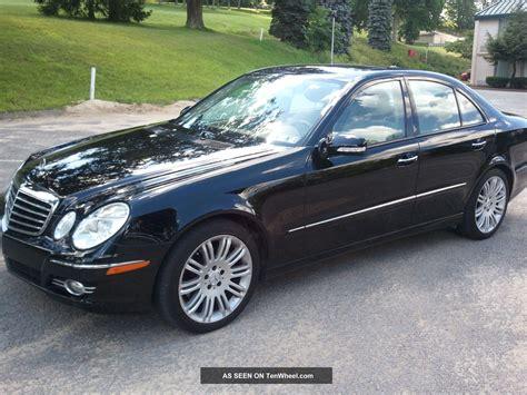 2007 Mercedes E350 4matic by 2007 Mercedes E350 4matic