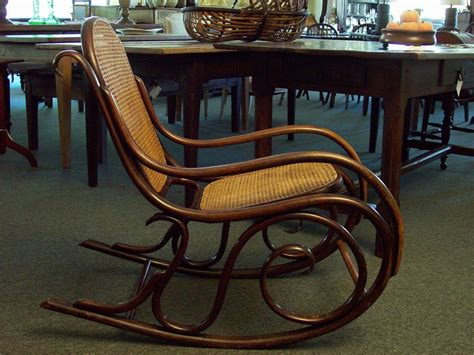 antique thonet rocking chair sale at 1stdibs antique thonet rocking chair sale at 1stdibs