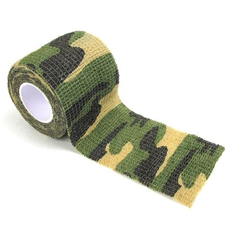 Camouflage Retractable Survival Kit Lakban Ajaib camouflage retractable survival kit lakban ajaib camouflage jakartanotebook