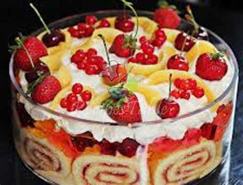 fruit dessert recipe recipestable