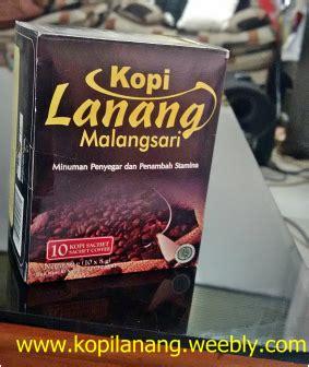 Kopi Lanang Lanang Coffe kopi lanang kopi untuk kejantanan home