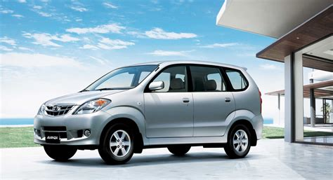 toyota avanza toyota avanza a dynamic family or business vehicle