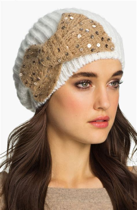 7 Adorable Winter Hats by Winter Hats Running With Mascara
