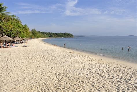 best cambodian beaches 10 best beaches in cambodia with photos map touropia