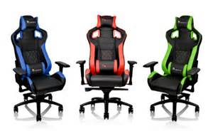 esports chair thermaltake releases four new tt esports gaming chairs