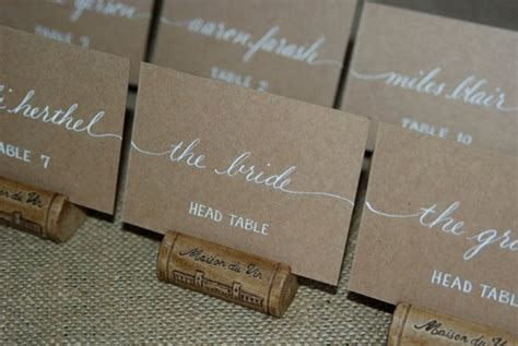 how to handwrite wedding place cards items similar to cards wedding name place cards