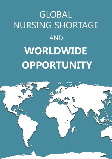 Find Worldwide Global Nursing Shortage And Worldwide Opportunity Find Nursing Schools