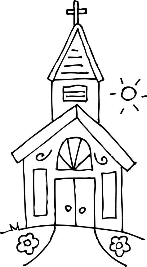 coloring page of catholic church imagens de igrejas para imprimir e colorir fichas e