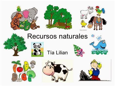 imagenes recuersos naturales los recursos naturales
