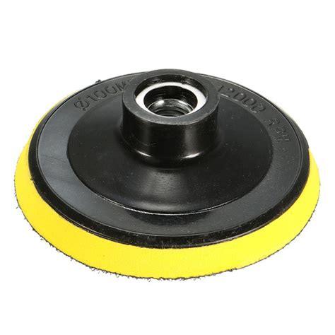 Velcro 4 Inc Atau 10cm 12pcs 4 inch 50 6000 grit polishing pads set for