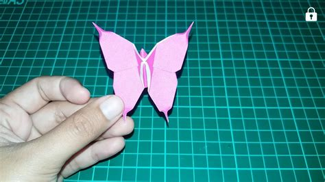 tutorial membuat origami kupu kupu tutorial origami kupu kupu choice image craft decoration