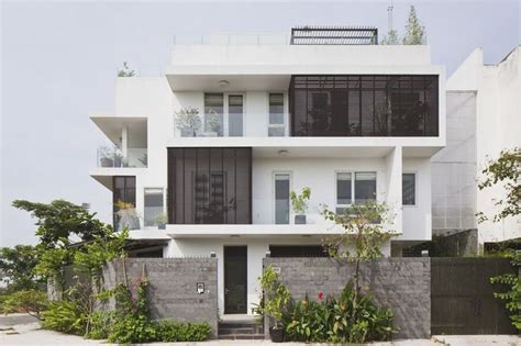 annie residence house design art architecture wall design residential architecture and house building