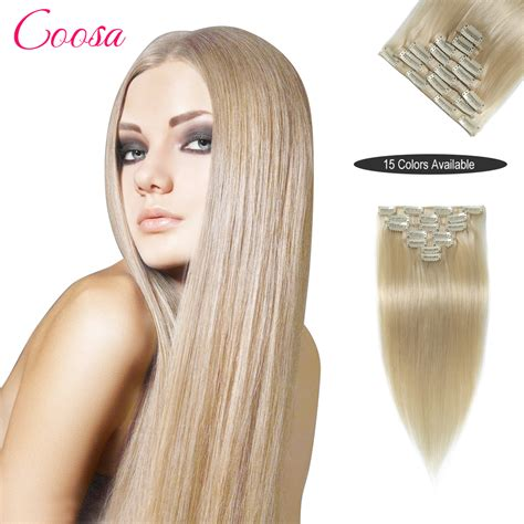 clip in hair extensions quality human hair wefts buy brazilian clip in hair extensions top quality brazilian