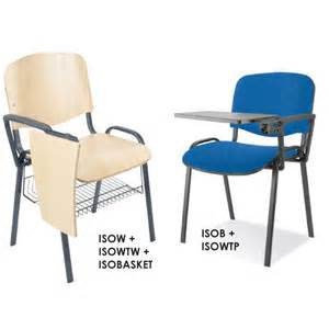 Chair Accessories Iso Meeting Room Seminar Chair Accessories Ese Direct